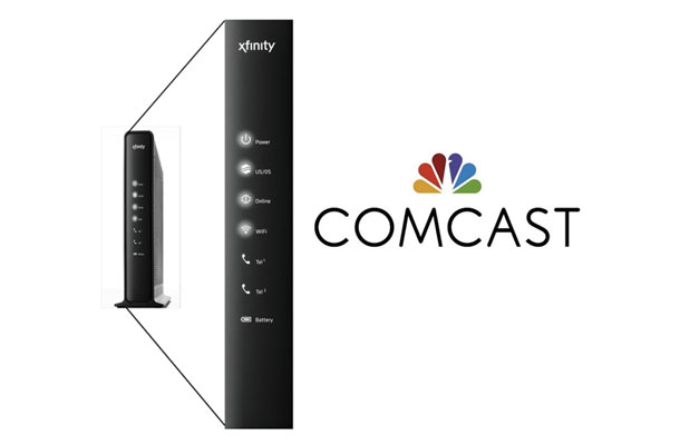 Comcast Modem manual